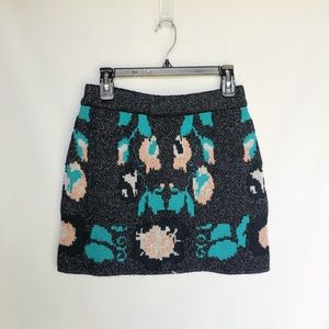 Zara NWT Knit Skirt